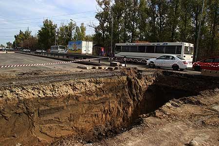 Новости: На Северном кольце в Алматы начали строить подземку