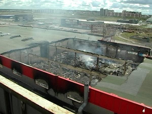 Новости: Самый крупный строительный гипермаркет Караганды восстановят