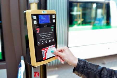 Новости: В Астане через месяц заработает электронная оплата проезда