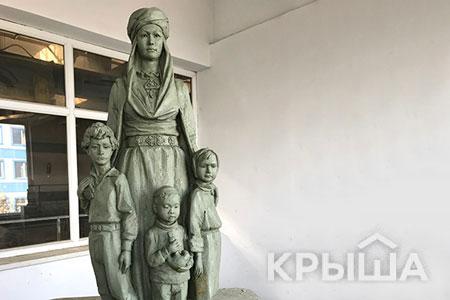 Новости: В Астане показали проект нового монумента