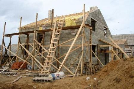 Новости: На месте аварийных домов возводят новые