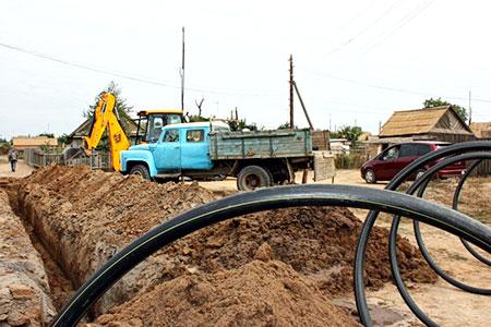 Новости: Уровень газификации вАлматинской области достигнет 64%