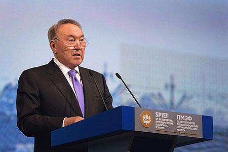 Новости: Назарбаев: От падения цен на нефть проиграли все