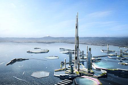 Новости: Самое высокое здание в мире построят в Японии