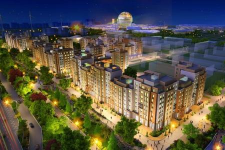 Новости: Сколько стоят квартиры рядом с EXPO?