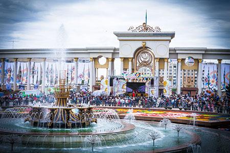 Новости: По BBC показали ролик об Алматы с новым логотипом