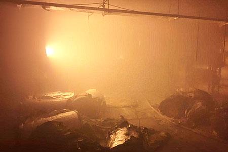 Новости: Очередной пожар случился встроящемся небоскрёбе «АбуДабиПлаза»