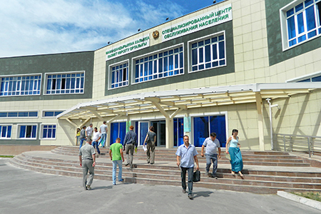 Новости: Строительство автоЦОНа отложили