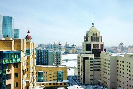Статьи: В Астане снова выросли цены предложения на квартиры