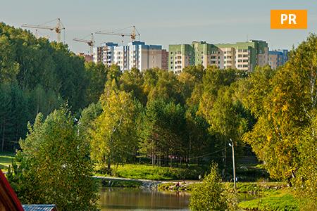 Статьи: Новосибирская строительная фирма Проспект: каждыйдвадцатый метр— вподарок!