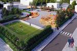 Новости: Опубликованы эскизы нового общественного пространства вНур-Султане
