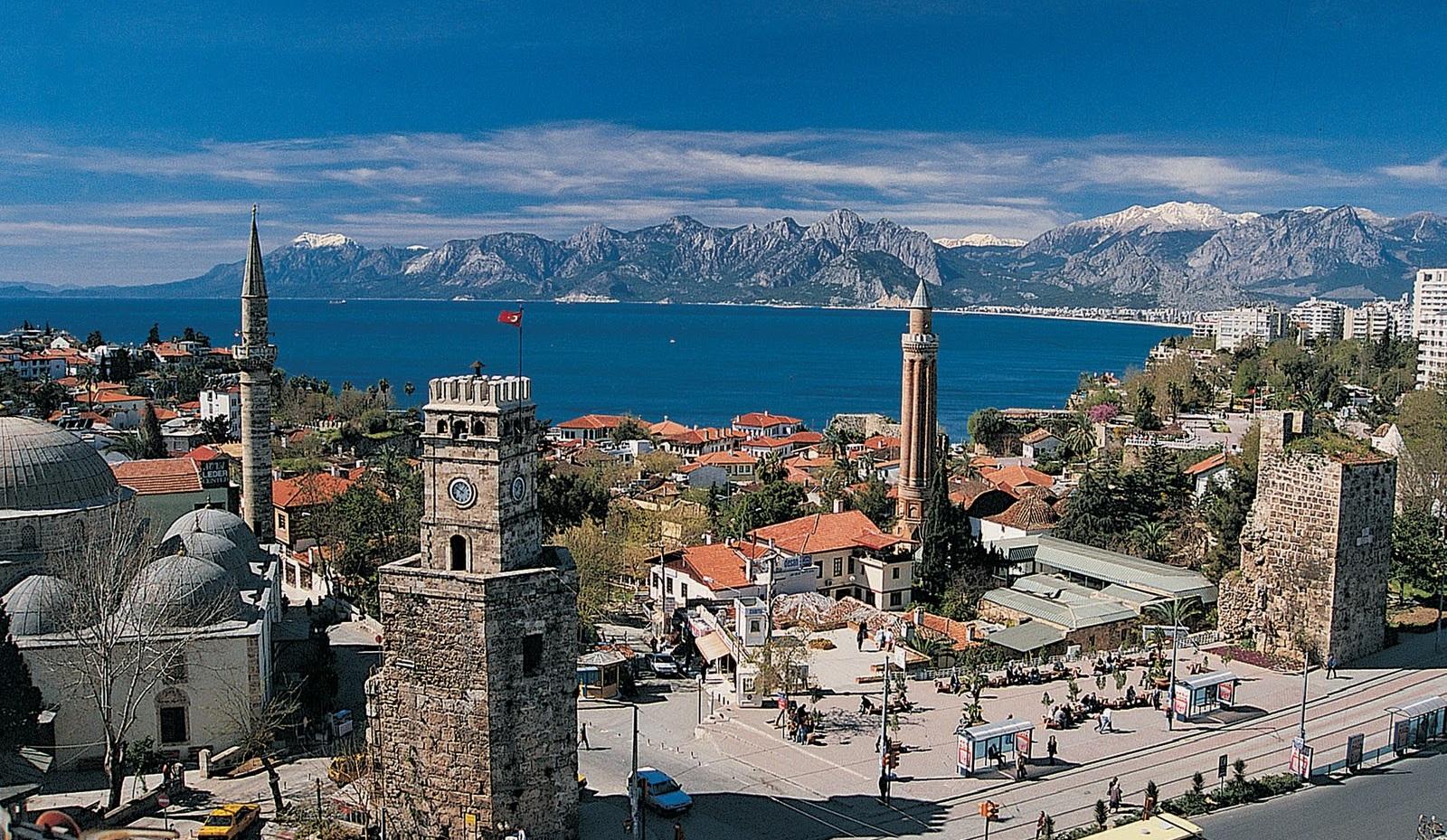 Статьи: Недвижимость Турции. Районы Анталии – выбираем по вкусу