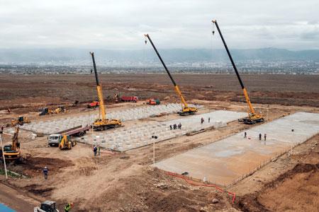 Новости: Когда построят госпиталь вАлматы