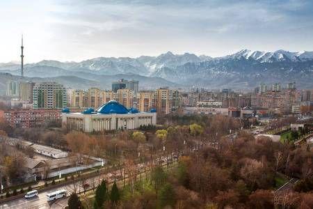 Статьи: Цены на жильё в Алматы снижаются до летнего уровня