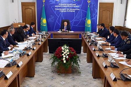 Назарбаев: Поручаю перевести ТЭЦ-2в Алматы нагаз до2020 года