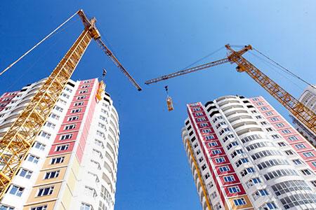 Новости: Настроительство жилья вРК заянварь-февраль потрачено80млрдтенге