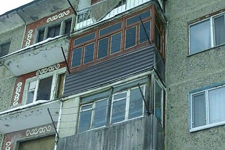 Новости: В Карагандинской области пятиэтажка трещит пошвам