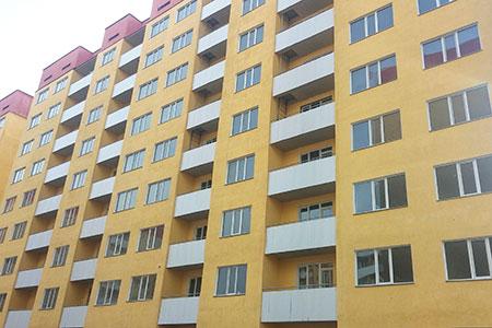 Новости: ЖССБК продолжает реализацию квартир вЖК«Жас-Канат»