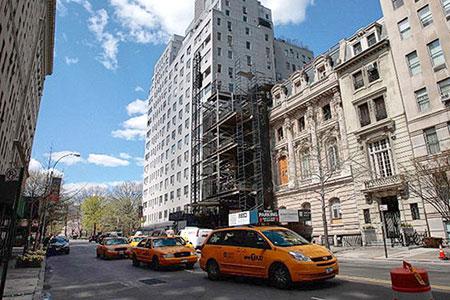 Новости: Абрамовичу запретили портить облик Нью-Йорка