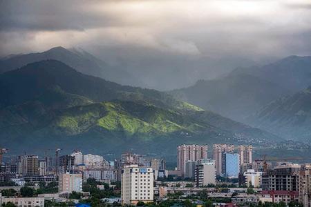Новости: Почему вцентре Алматы продолжают строить высотные объекты