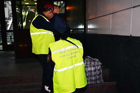 Новости: На вокзале Астаны обнаружен подозрительный предмет