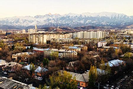 Новости: Более 100 улицам Алматы дали новые названия