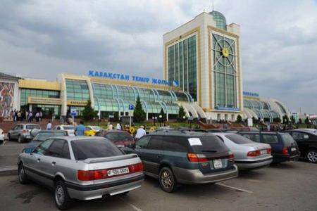 Новости: Привокзальная парковка в Астане станет платной