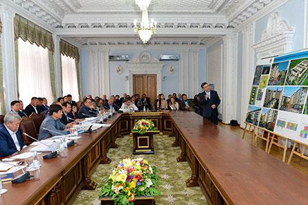 Новости: Градсовет Алматы утвердил строительство двух ЖК