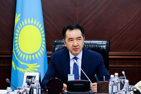 Новости: Сагинтаев: При реализации «Нурлы жер» возникли трудности