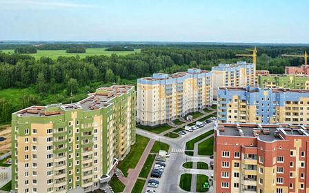 Новосибирск. Наукоград Кольцово