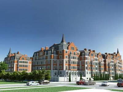 Жилой комплекс Британский квартал в Астана