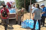 Новости: Почему в домах, пострадавших от селя, нет воды?