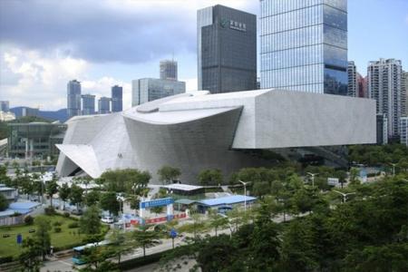 Новости: Музей ввиде космической станции построили вКитае