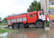 Новости: В Кокшетау подтоплено более 180 домов (фото)