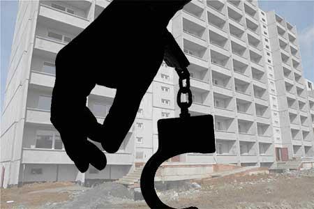 Новости: Аресты застройщиков продолжаются