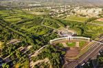 Новости: Парк Первого Президента вАлматы поделят насемьтематическихзон
