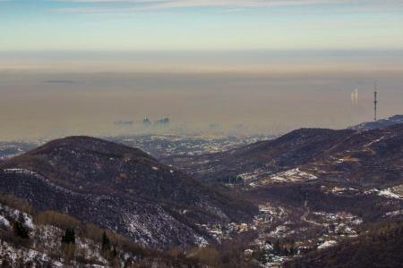 Новости: Ввоздухе Алматы отмечено превышение уровня вредных веществ