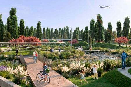Новости: Как изменятся парки искверы Алматы