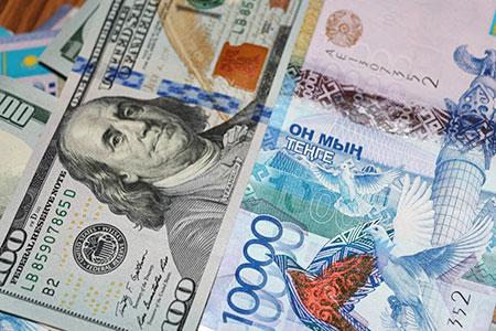 Новости: Нацбанк обнародовал изменения тенге кинвалютам
