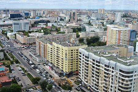 Статьи: Какой была Астана 20 лет назад