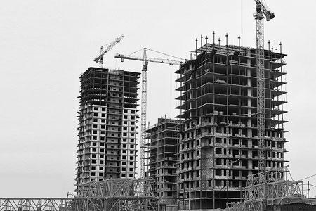 Новости: На семи объектах столицы приостановили строительство