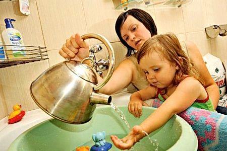Новости: Перед выходными в Алматы отключат воду