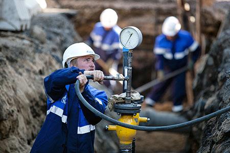 Новости: В Алматы протянут около 60 км газовых сетей