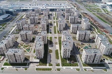 Новости: Названа стоимость квартир вEXPO-городке