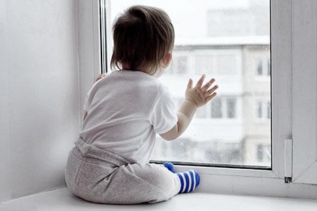 Новости: Как сделать окна безопасными дляребёнка
