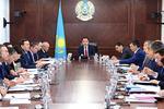 Новости: Сагинтаев обеспокоен сроками приватизации гособъектов