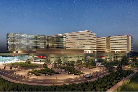 Новости: Как будет выглядеть новая больница в Нур-Султане