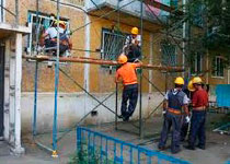 Новости: Около 700 домов отремонтировано попрограмме модернизации ЖКХ