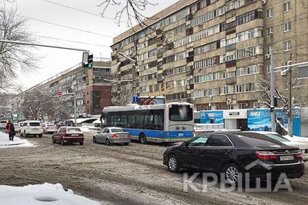 Новости: Как будут чистить Алматы отснега