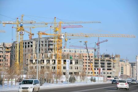 Новости: В Астане и Алматы индекс цен на жильё снизился более чем на 30% за год